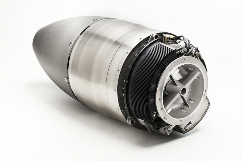 PBS TJ100 Turbojet Engine - PBS Aerospace